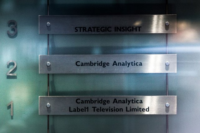 UK watchdog orders Cambridge Analytica to give up data in US voter test case