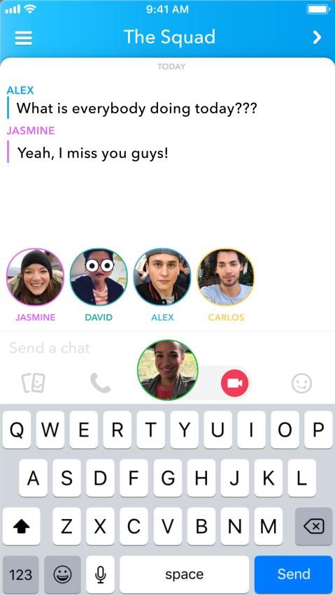 Video Chat grupal_ES_3