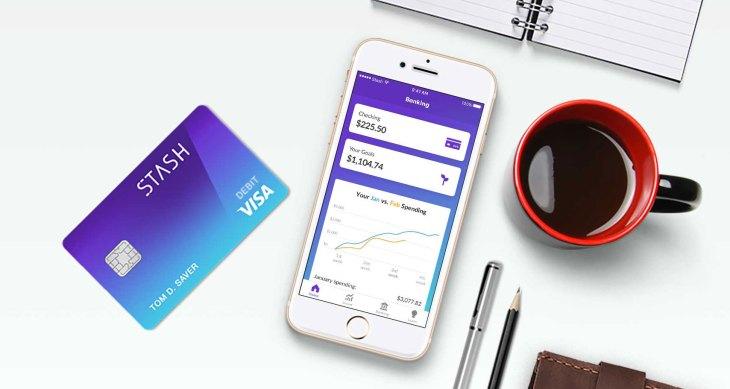 investing app stash raises