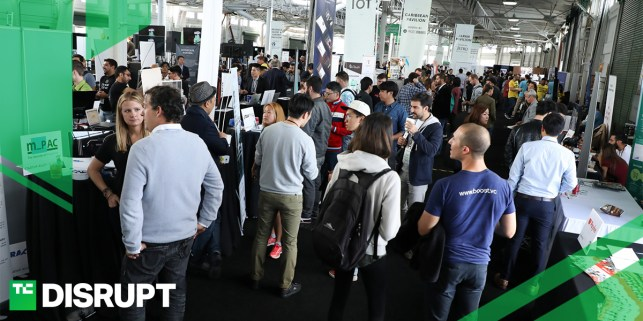 Why now is the time to join Startup Alley at Disrupt SF