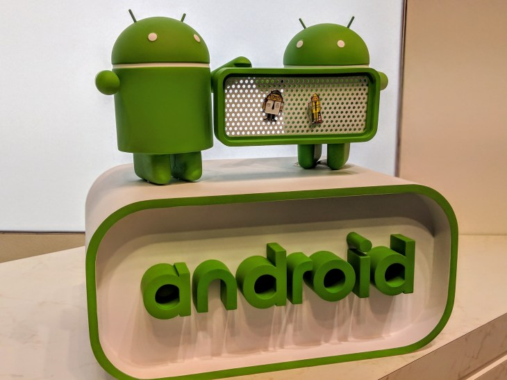 google s new android
