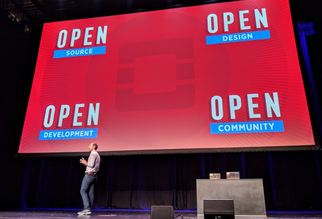 OpenStack in transition