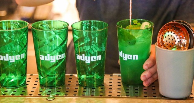 Adyen charges ahead in its first earnings as a public company, with H1 revenues up 67% to $298M