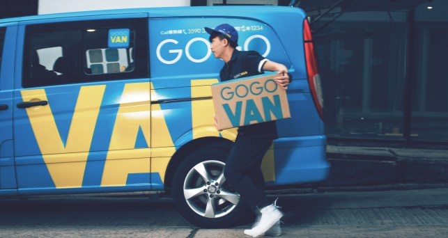 Hong Kong's GoGoVan raises $250M from investors including Alibaba's logistics subsidiary