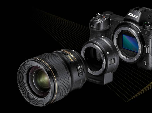 Nikon embraces a mirrorless future with Z series cameras and lenses