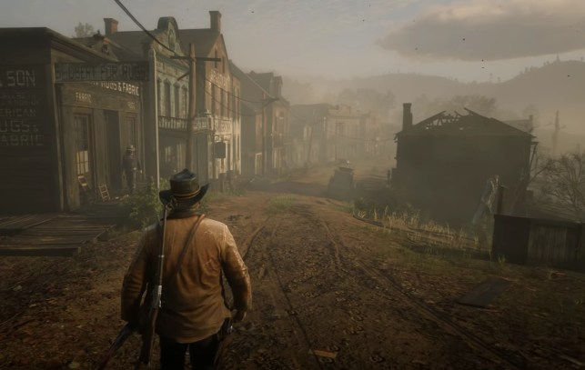 Red Dead Redemption 2 sees Rockstar raising the bar for realism in open-world games