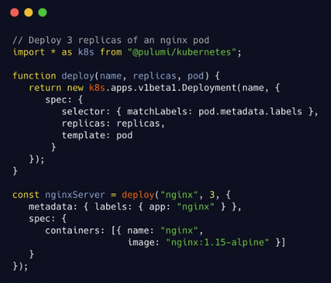 Pulumi raises $15M for its infrastructure as code platform