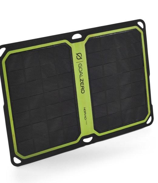goal zero solar charger