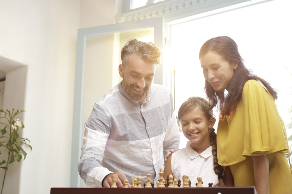 The Square Off chess board melds the classical with the robotic