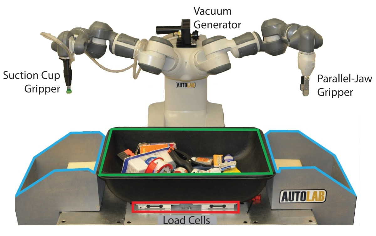 Robots learn to grab and scramble with new levels of agility