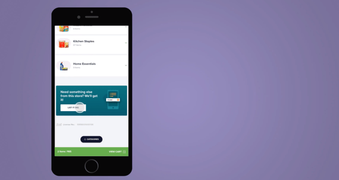 India's Swiggy goes beyond meals to give product transport from native stores