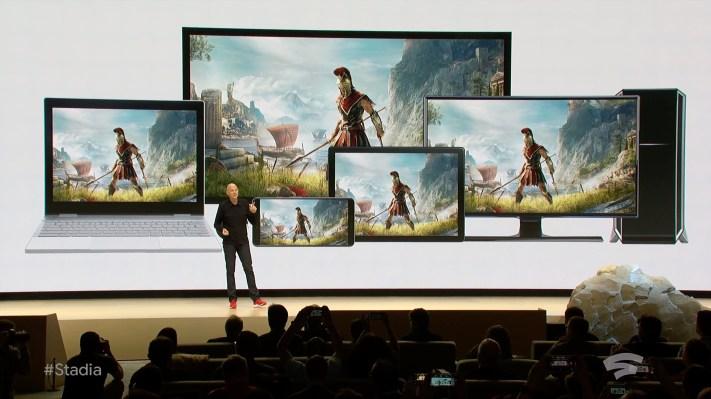 Google S Stadia Game Streaming Platform Kills Downloads