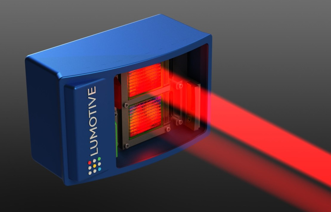 Gates-backed Lumotive upends lidar conventions using metamaterials – TechCrunch