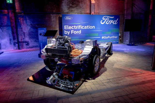 Ford Go Further electric