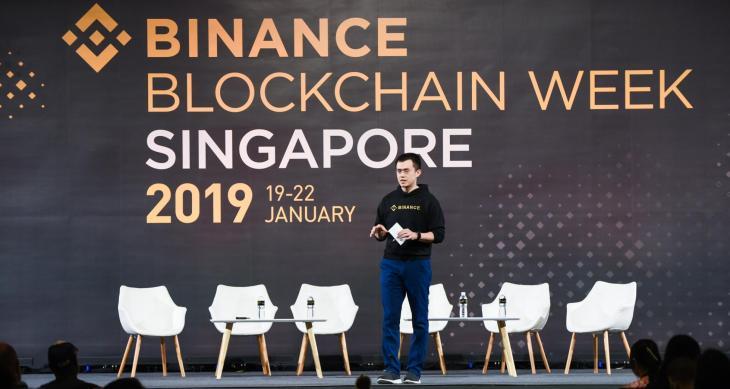 crypto exchange binance prepares