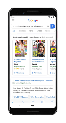 image005 - Google Express becomes an all-new Google Shopping in big revamp