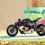 Here Is Bmw S New Electric Motorcycle Concept Techcrunch