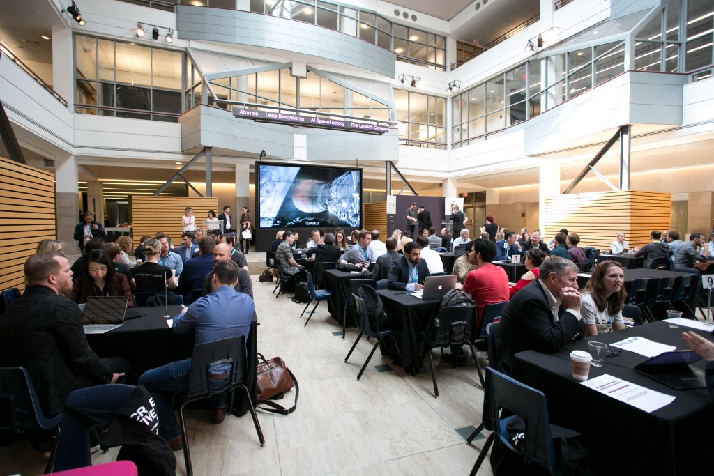 Creative Destruction Lab's second Super Session is an intense two-day startup testbed