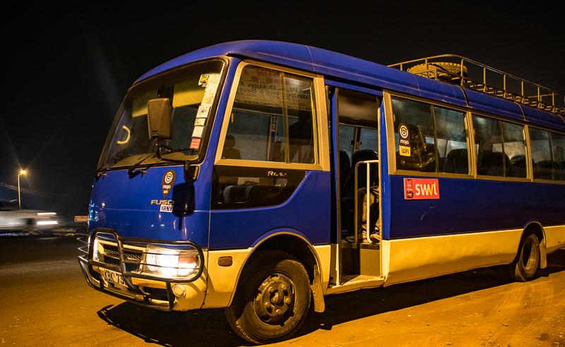 Swvl Bus with moja 2