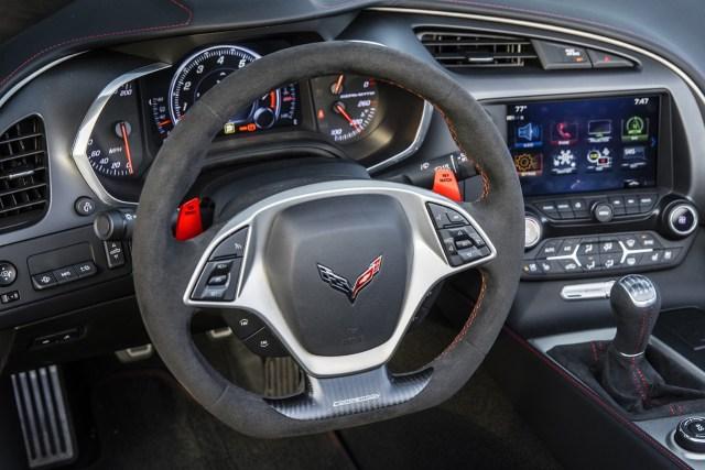 corvette seventh gen steering wheel {focus_keyword} Behold, the mid-engine 2020 C8 Corvette's steering wheel corvette seventh gen steering wheel