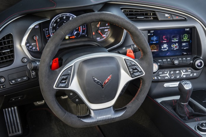 corvette seventh gen steering wheel