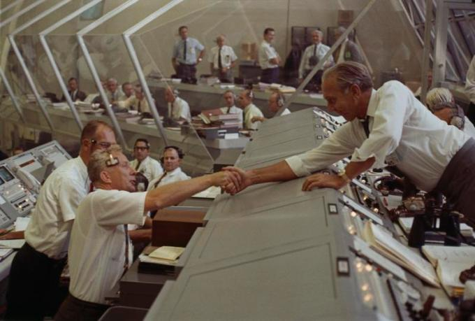 Apollo Missions to the Moon