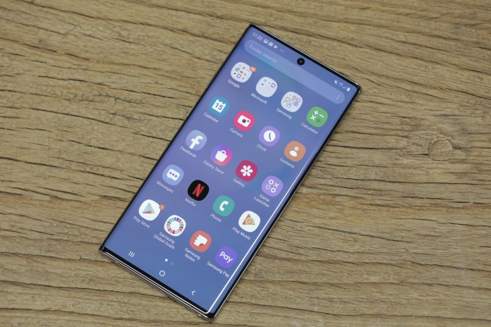 Samsung's Note 10 is available today, starting at $949