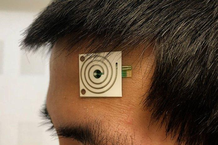 SensorOnForehead BN