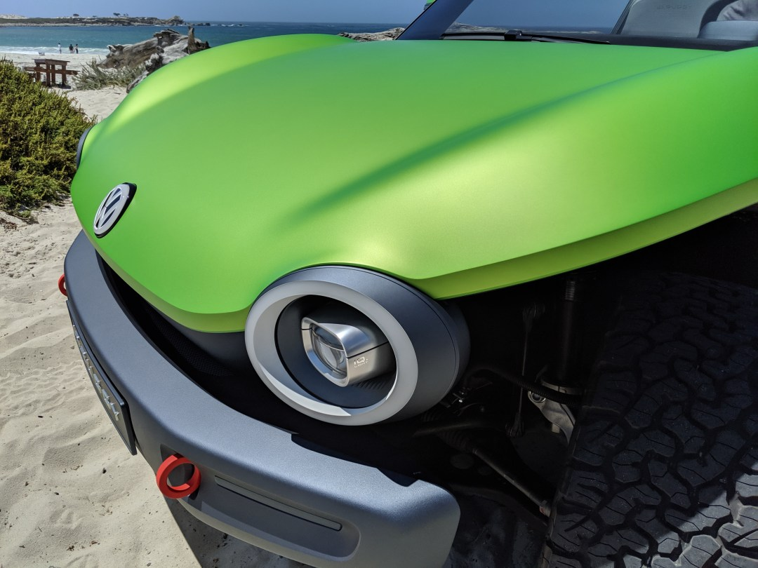vw buggy id front