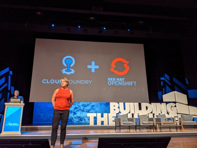 {focus_keyword} IBM brings Cloud Foundry and Red Hat OpenShift together IMG 20190912 092219