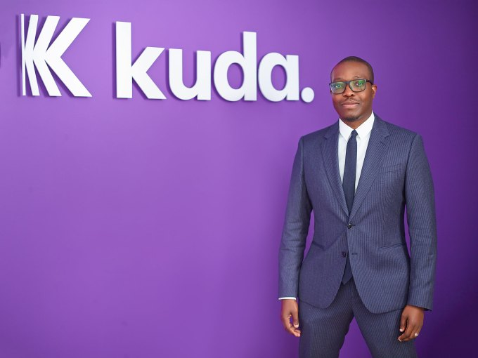 Kuda monetary institution Founder CEO Babs Ogundeyi