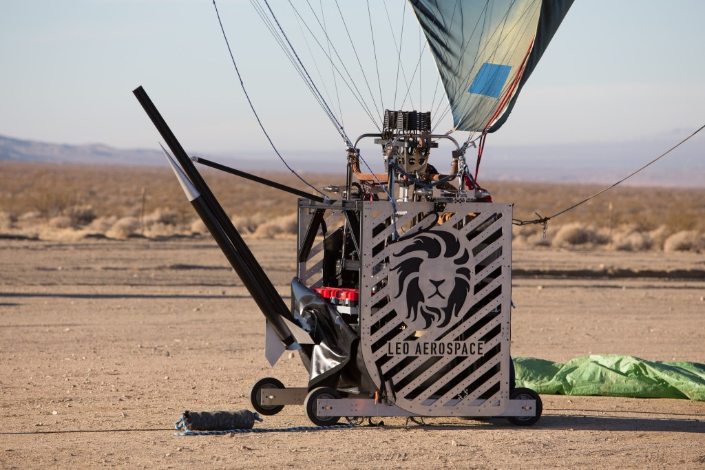 Mike Mojave Launch 11 of 25