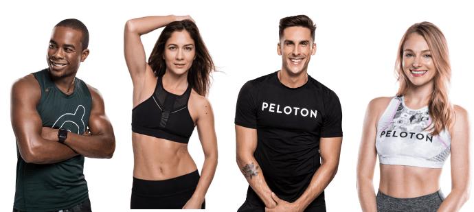 Peloton Instructors