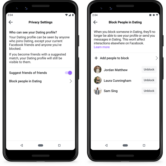 Facebook Dating launches in the U S , adds Instagram