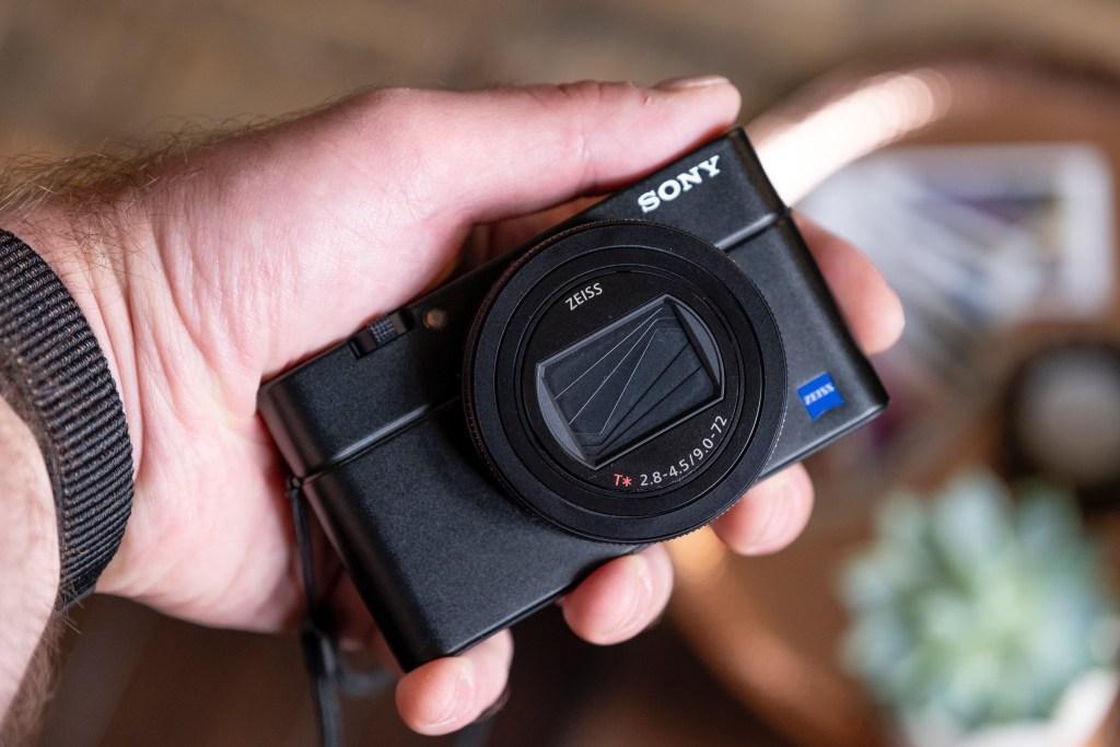 Sony RX100 VII 2