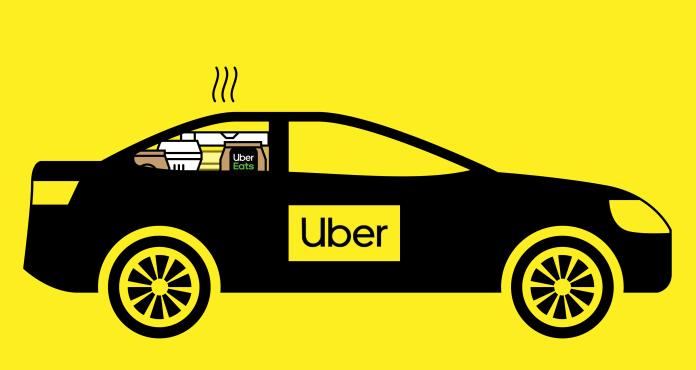 Uber Eats App Merge