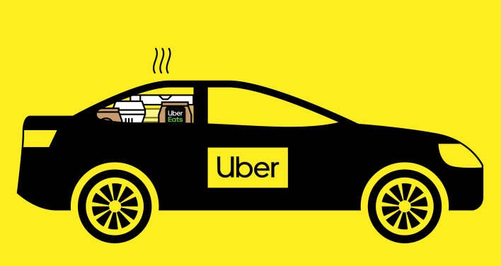 uber's delivery business is now larger than ride-hailing | techcrunch