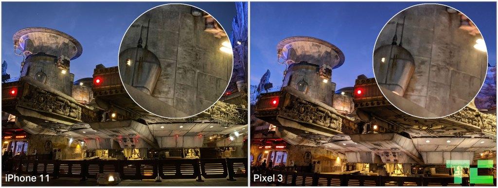 falcon iphone vs pixel