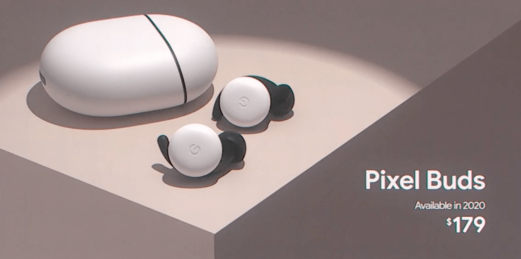 Google Pixel Buds with Case and Price