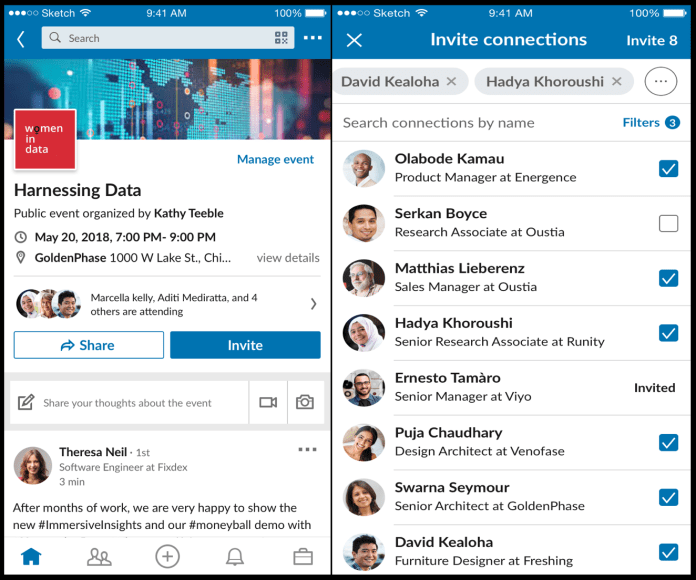 LinkedIn will get bodily, debuts Occasions hub for individuals to plan in-person networking occasions