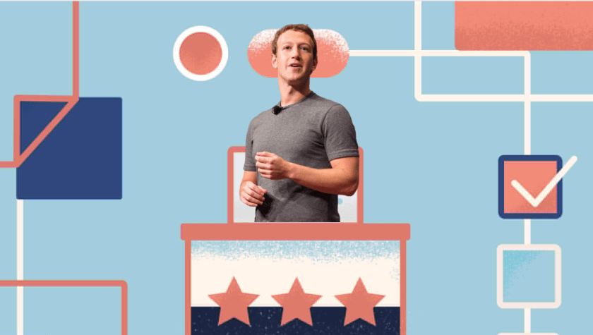 Zuckerberg Elections 1