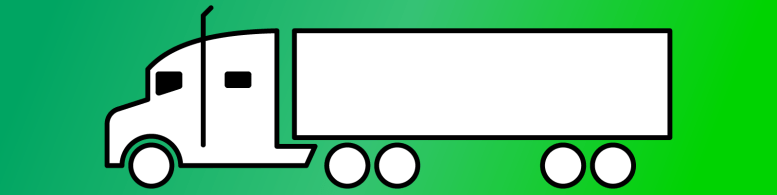 the station semi truck
