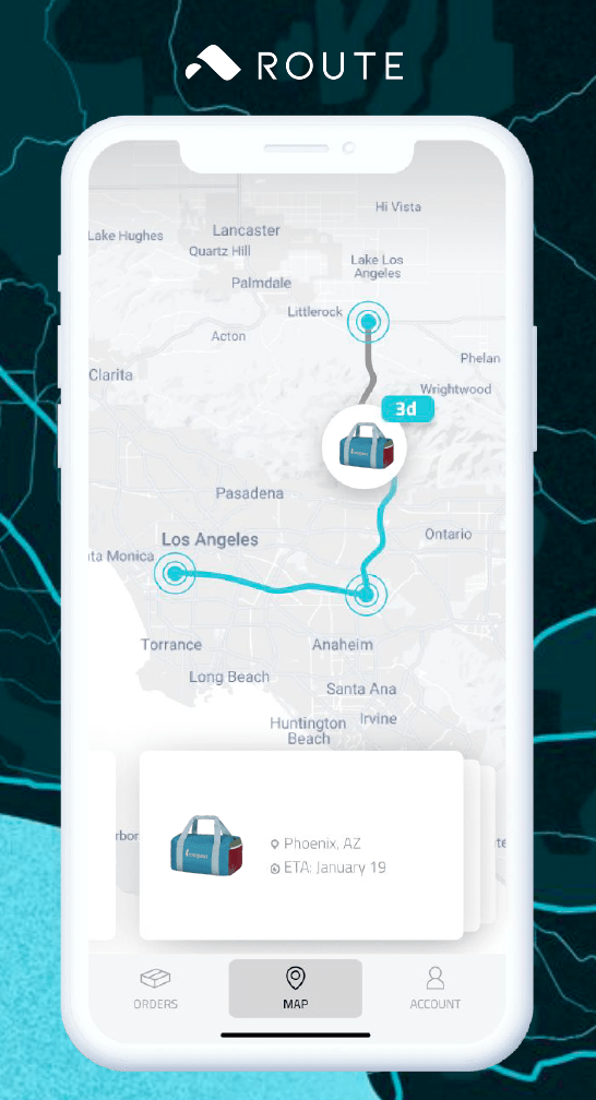 Fedex Live Tracking Map : fedex, tracking, Route's, Auto-tracks, Packages,, Raises, TechCrunch
