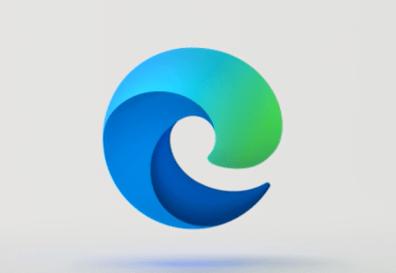 Microsoft's new Edge logo