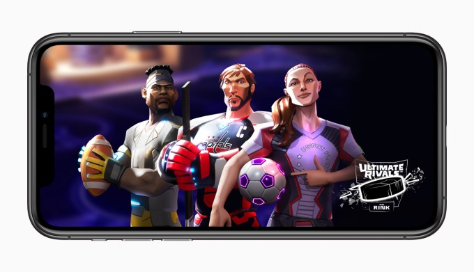 This Week in Apps: Apple Arcade's new franchise, Fortnite takes on Google Play, the Disney+ app footprint – TechCrunch