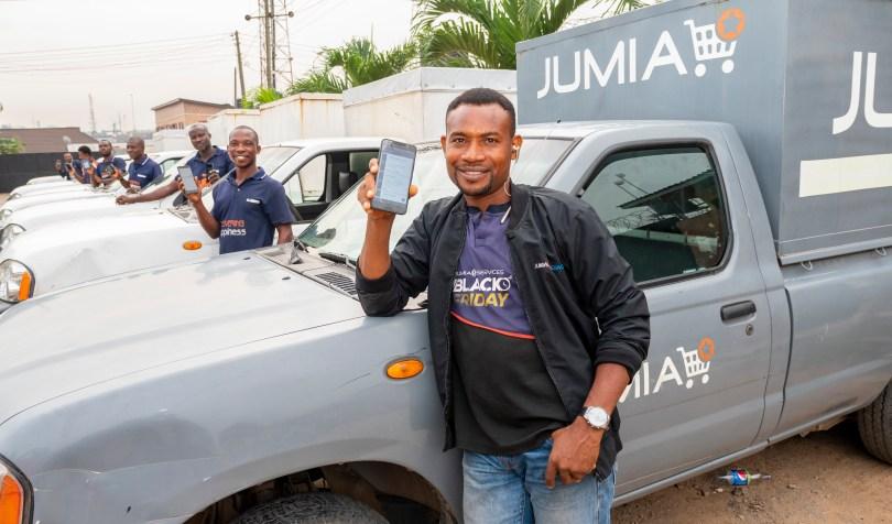 Jumia Nigeria Fleet