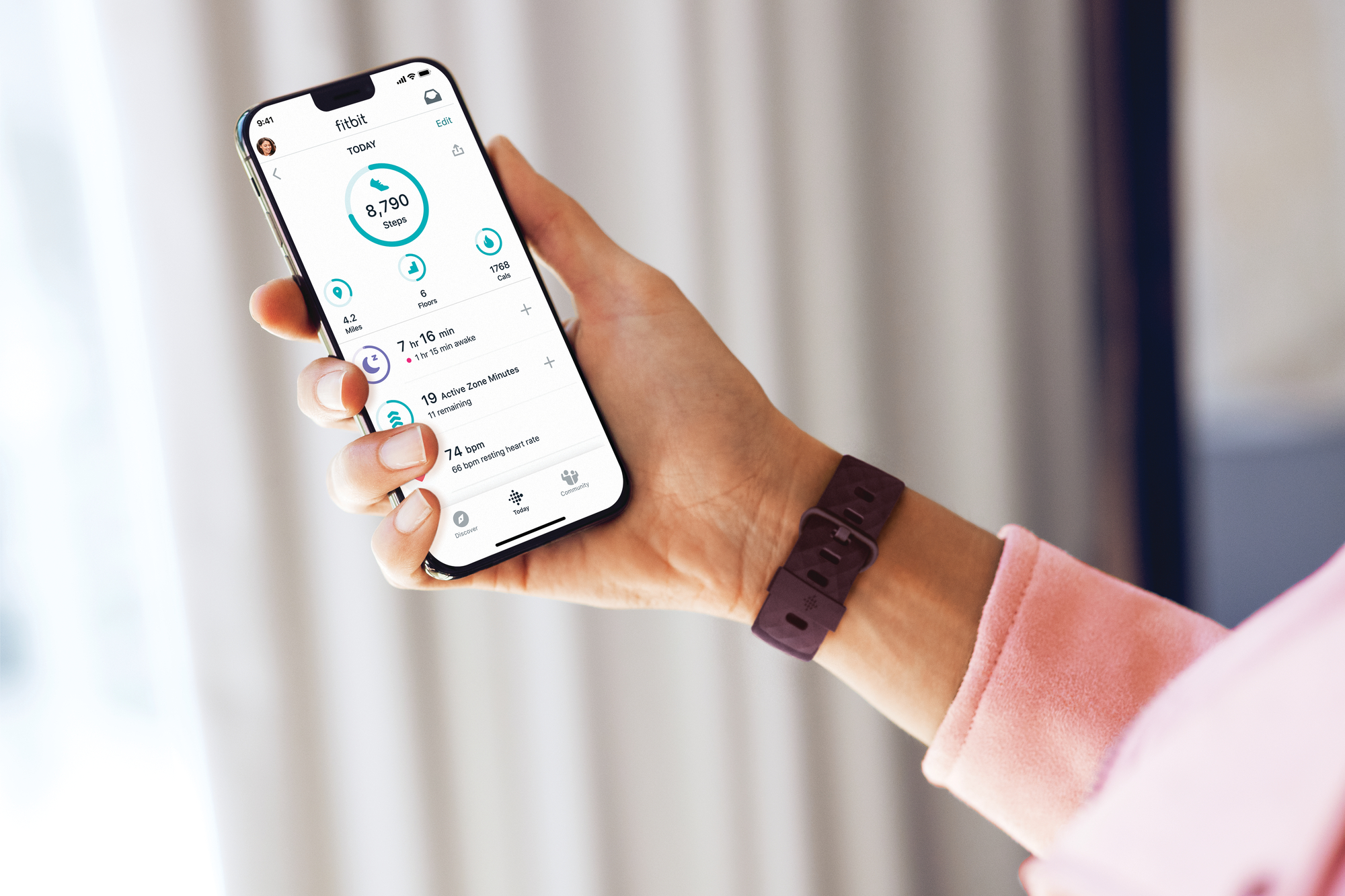 Fitbit launches a COVID-19 early detection study, and you can join from the Fitbit app thumbnail