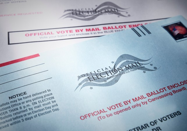 Anything less than nationwide vote by mail is electoral sabotage