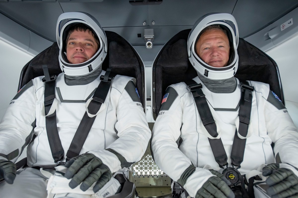 Watch live as SpaceX brings NASA astronauts back from the Space ...