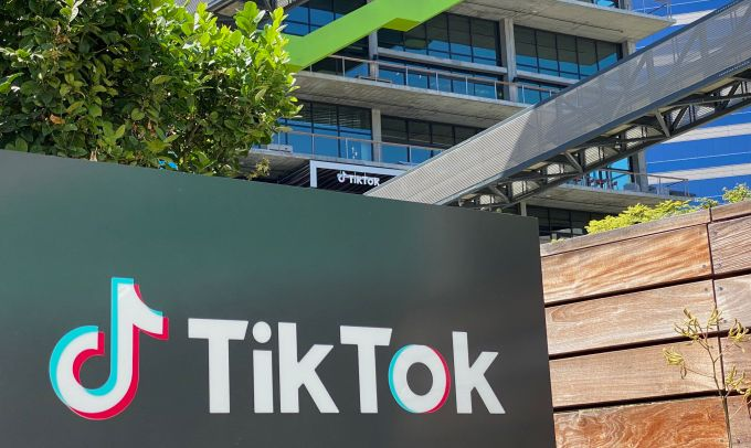 TikTok office building